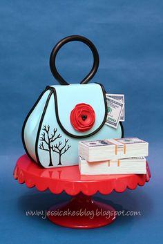Jessicakes: Purse, Money & Cupcakes