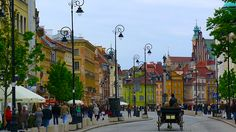 Warsaw: The city of Rebuilt Dreams.  http://www.thejoysoftraveling.com/warsaw/