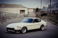 Rolling Start (regggggggg: My 1972 Datsun 240Z was stolen on...)