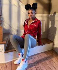 Best Baddie Outfits Part 1 Chill Outfits, Swag Outfits, Club Outfits, Dope Outfits, Outfits For Teens, Trendy Outfits, Summer Outfits, Black Girl Fashion, Teen Fashion