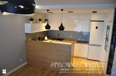 zabudowa kuchni - zdjęcie od Stylownia Wnętrz Projektownie i aranżacja wnętrz