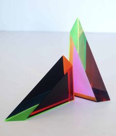 INSIDE: VASA MIHICH MAKES PRISMATIC ART | LACANVAS: LA's Cultural ...