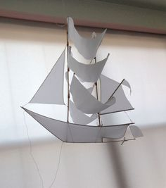Catbird::shop by category::HOME & GIFTS::The Wendy Darling Sailing Ship Kite