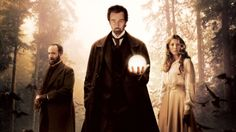 'The Illusionist' TV Show in Development with 'True Blood' Writer Edward Norton, Romance Movies, Drama Movies, Hd Streaming, Streaming Movies, The Cw, English Drama, The Illusionist, Rufus Sewell