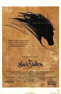 Movie Posters Original | The Black Stallion Movie Poster - Internet Movie Poster Awards Gallery