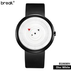 BREAK futuristic luxury watch