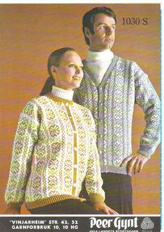 Vinjarheim 1030 S Norwegian Knitting, Knitting Patterns, Men Sweater, Sweaters, Fashion, Threading, Moda, Knit Patterns, Sweater