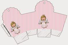 Angelita: Cajas para Imprimir Gratis. | Ideas y material gratis para fiestas y celebraciones Oh My Fiesta!