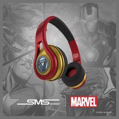 Iron Man Headphones on the Horizon! - http://ironmanhelmetshop.com/iron-man-headphones-on-the-horizon/