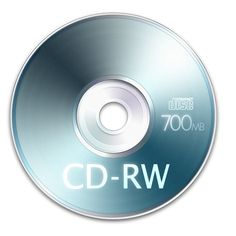 how to check if cd rom can write