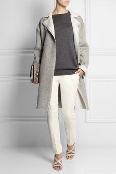Lanvin| Grey | off-white pants