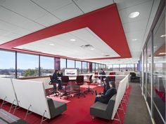 Cool offices: Verizon in New Jersey, USA