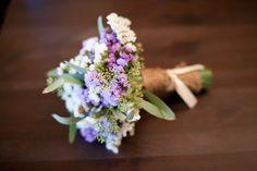 DIY Tutorial Rustic Bridal Bouqet (1)