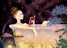 Cuando terminas un libro, no se acaba: se queda dentro de ti. Leer con placer es aprender sin querer, es ser libre de mente y encontrar un refugio.