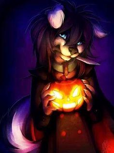 Halloween furry