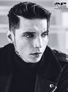 16 best andy biersack ash stymest images on pinterest andy