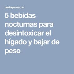 5 bebidas nocturnas para desintoxicar el hígado y bajar de peso Herb Recipes, Detox Recipes, Smoothie Recipes, Smoothies, Bath Detox, 2 Week Diet, Pilates Video, Healthy Juices, Detox Juices