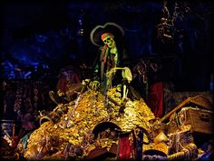 Pirates of the Caribbean Ride | Disneyland - Pirates of the Caribbean | Flickr - Photo Sharing!