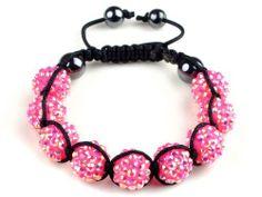 12*14mm Beads Handmade Rope Spread Adjustable Bracelet imixlot. $4.99. Adjustable