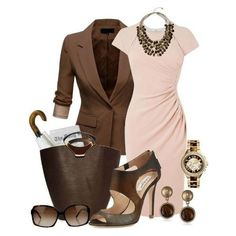 Outfits for Work - Trend Outfits for Work Fashion Classy Outfits, Chic Outfits, Fashion Outfits, Womens Fashion, Fashion Trends, Trendy Fashion, Latest Fashion, Fashion Ideas, Fashion Tips