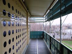 Jean Prouve's Maison Tropicale by stevecadman, via Flickr