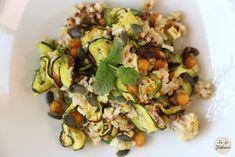 Salade repas complète et vegan - La Fée Stéphanie