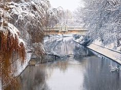 Neptunbrücke (Podul Decebal), Temeswar Snow, Outdoor, Pictures, Outdoors, Outdoor Games, The Great Outdoors, Eyes, Let It Snow