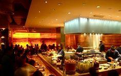 Roka Restaurant  Mi japo preferido  Charlotte St Londres