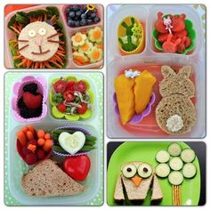 Back to School Herbies (Part 3): How to Prepare Lunches for the Week + Bento Box & Lunch Box Examples