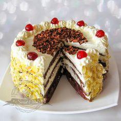 Klasyka gatunku, znana obecnie na ca? Pierwszy raz wykonany w… Different Cakes, Baked Goods, Cheesecake, Cooking Recipes, Baking, Baked Chicken, Food, Cheesecakes, Chef Recipes