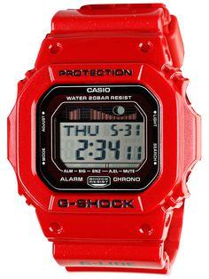 #Gshock GLX-5600-7 #Watch in #Red $109.99