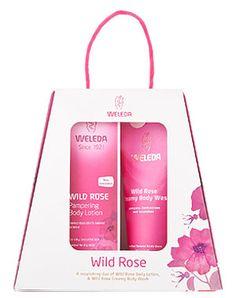 Weleda Handbag Duo Wild Rose £25.90