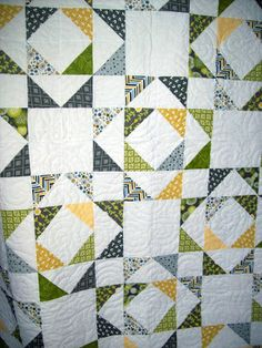 My Quilt Diet...: Anna's Wedding Quilt