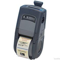 Zebra Ql Plus 2 Inch Portable Barcode Printer