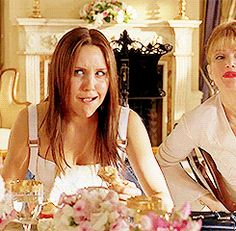 """When Viola got an etiquette lesson. 