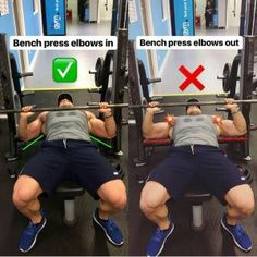 correctnes chest exercises