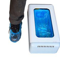 Ricambio per distributore automatico di copriscarpe.