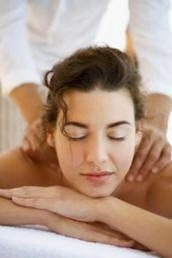 Il massaggio cervicale è molto rilassante