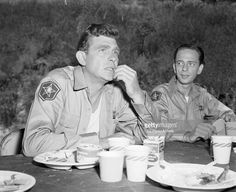 Behind the scenes of The Andy Griffith Show
