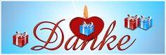 Dankesgeschenke, kleine Geschenke als Dankesgruss Birthday Candles, Tiny Gifts