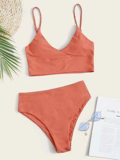Shop Bikini New Arrivals Summer Bathing Suits, Girls Bathing Suits, Summer Suits, Looks Pinterest, Bikinis For Teens, Bikini Outfits, Cute Bikinis, Bikini Swimwear, Sexy Bikini