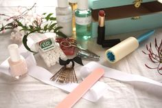 Diy: Brides kit. For Getting hitched, without a hitch