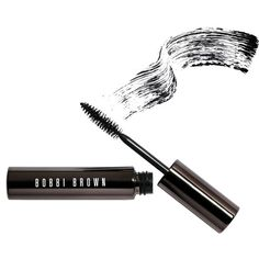 Bobbi Brown Women's Intensifying Long-Wear Mascara (€25) ❤ liked on Polyvore featuring beauty products, makeup, eye makeup, mascara, beauty, fillers, colorless, bobbi brown cosmetics and eye makeup remover