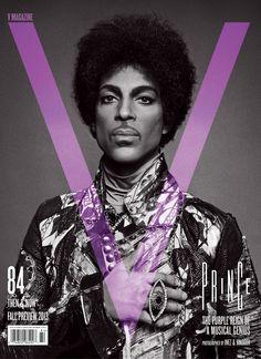 V MAGAZINE / Prince