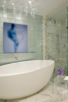 contemporary bathroom by The Englander Building Company