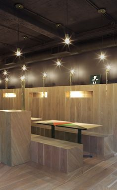 Yoobi restaurant - London - Gundry & Ducker