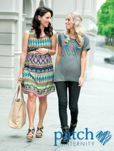 Patch maternity fashion for winter 2013