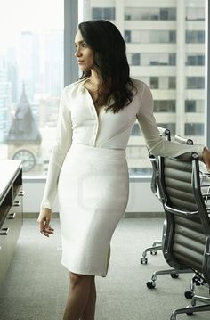 Rachel Zane Meghan Markle Suits style outfit