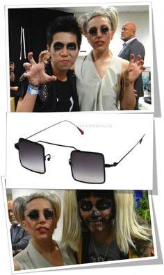 Lady Gaga in RVS Mod. Palladium 002
