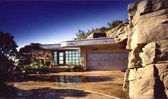 Rock House in Laguna Beach | Brion Jeannette Architecture | Newport Beach California | Energy Conscious Design